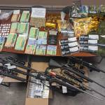Weapons, Drugs Seized from Home in Western Manitoba