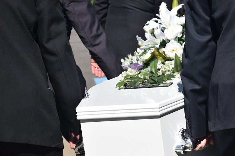 Casket - Funeral Home