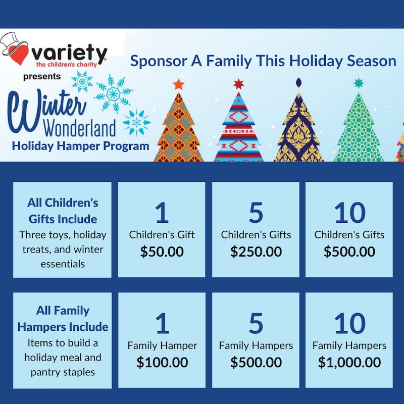 Variety Hamper Program