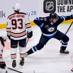 Nikolaj Ehlers Leads the Way, Jets Storm Back to Beat Oilers 6-4