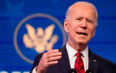 Transition Documents Suggest Biden Plans Day 1 Order Rescinding Keystone XL Permit