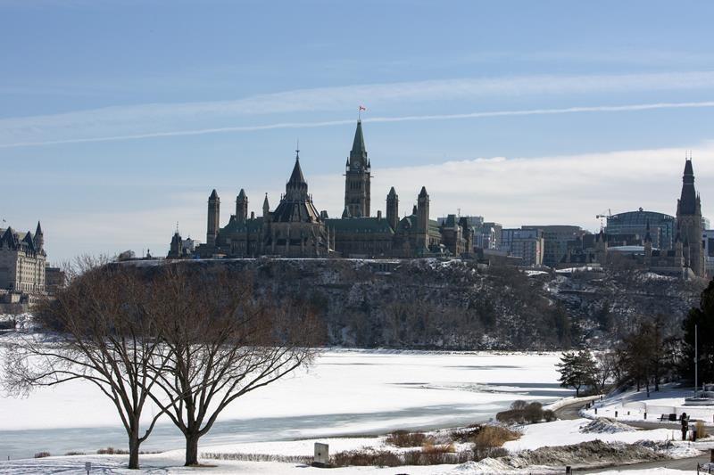 Ottawa Peace Tower - Parliament Hill