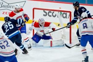 Winnipeg Jets - Montreal Canadien