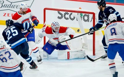 Stastny's Overtime Goal Gives Winnipeg 2-1 Win Over Montreal