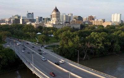 Manitoba Budget Cuts Tax on Property, Enacts Tax on Digital Services