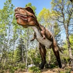 Dinosaurs Returning to Assiniboine Park Zoo