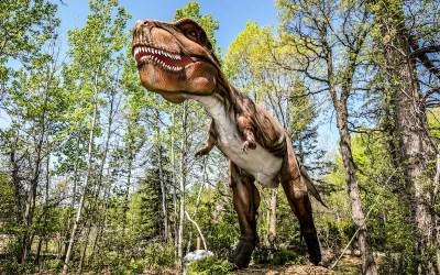 Dinosaurs Returning to Assiniboine Park Zoo