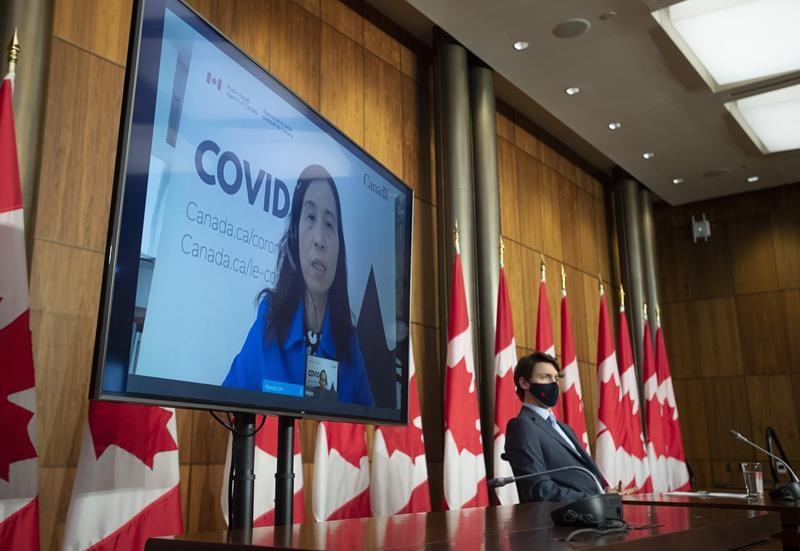 Justin Trudeau - Theresa Tam
