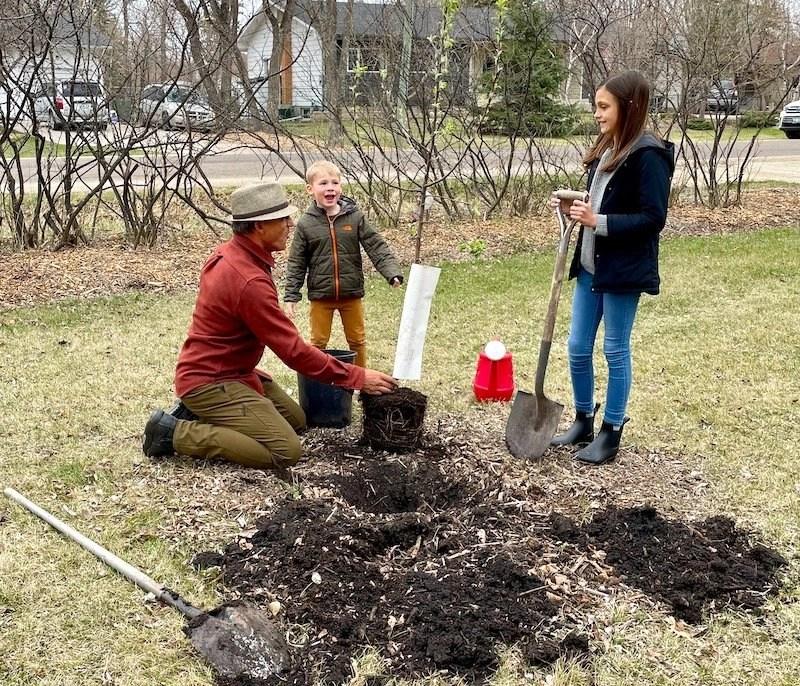 Million Tree Challenge Winnipeg