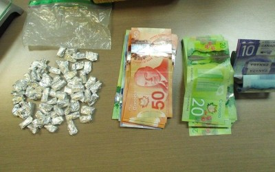 Cocaine, Prescription Drugs Seized on Manitoba First Nation