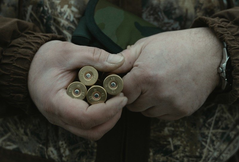 Shotgun Shells - Gun