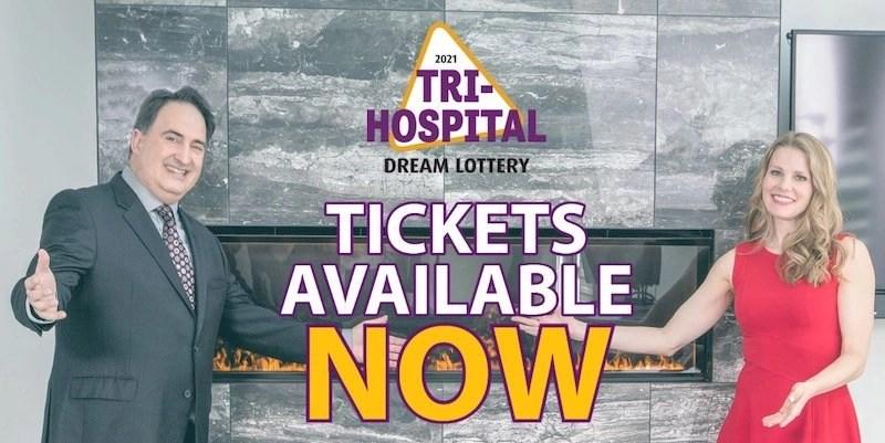 Tri-Hospital Dream Lottery