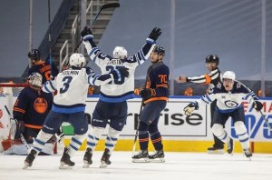 Winnipeg Jets - Edmonton Oilers