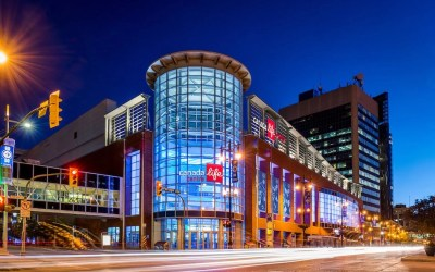 Bell MTS Place to Be Renamed Canada Life Centre