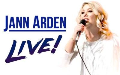 Jann Arden at Club Regent Next June