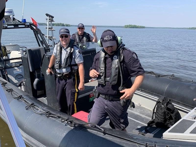 Lac du Bonnet Boat Patrol