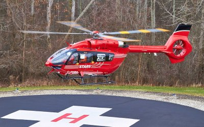 STARS Takes Delivery of New Air Ambulance