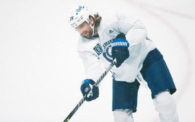 Jets Captain Blake Wheeler in COVID-19 Protocol Before Game Against Wild
