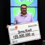 Manitoba Man Wins $20 Million on Lotto Max Draw