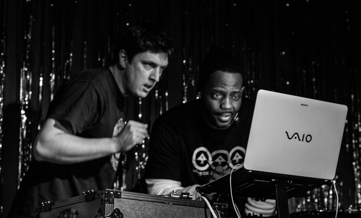 DJ Vamp AL-D Stone Fox Live Nashville
