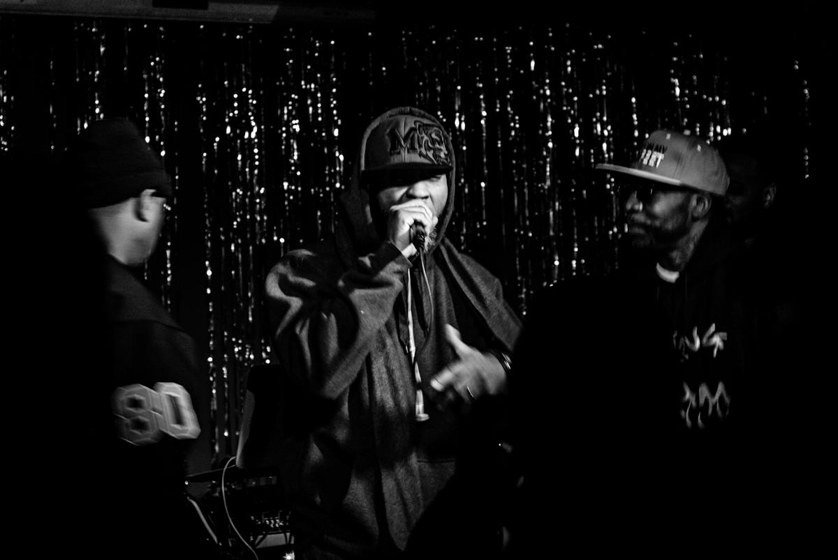 Iron Mic Coalition Stone Fox Live Nashville