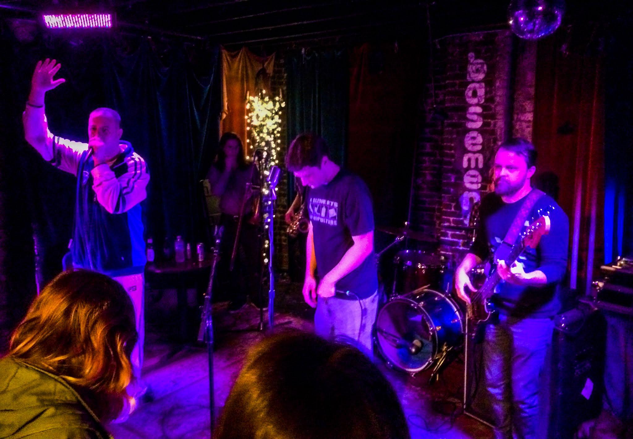 Grips GED Soul Basement Nashville Live