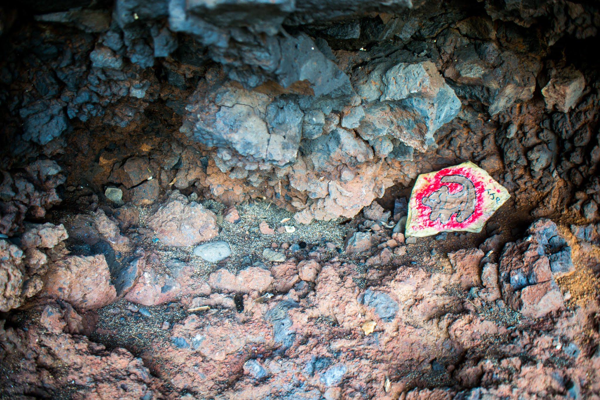 Cave Kauai Hawaii