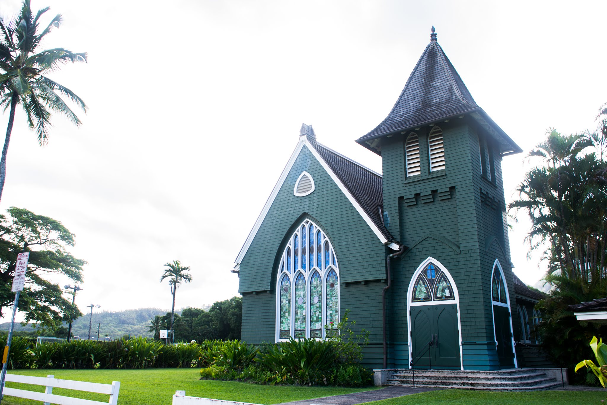 Church Kauai Hawaii