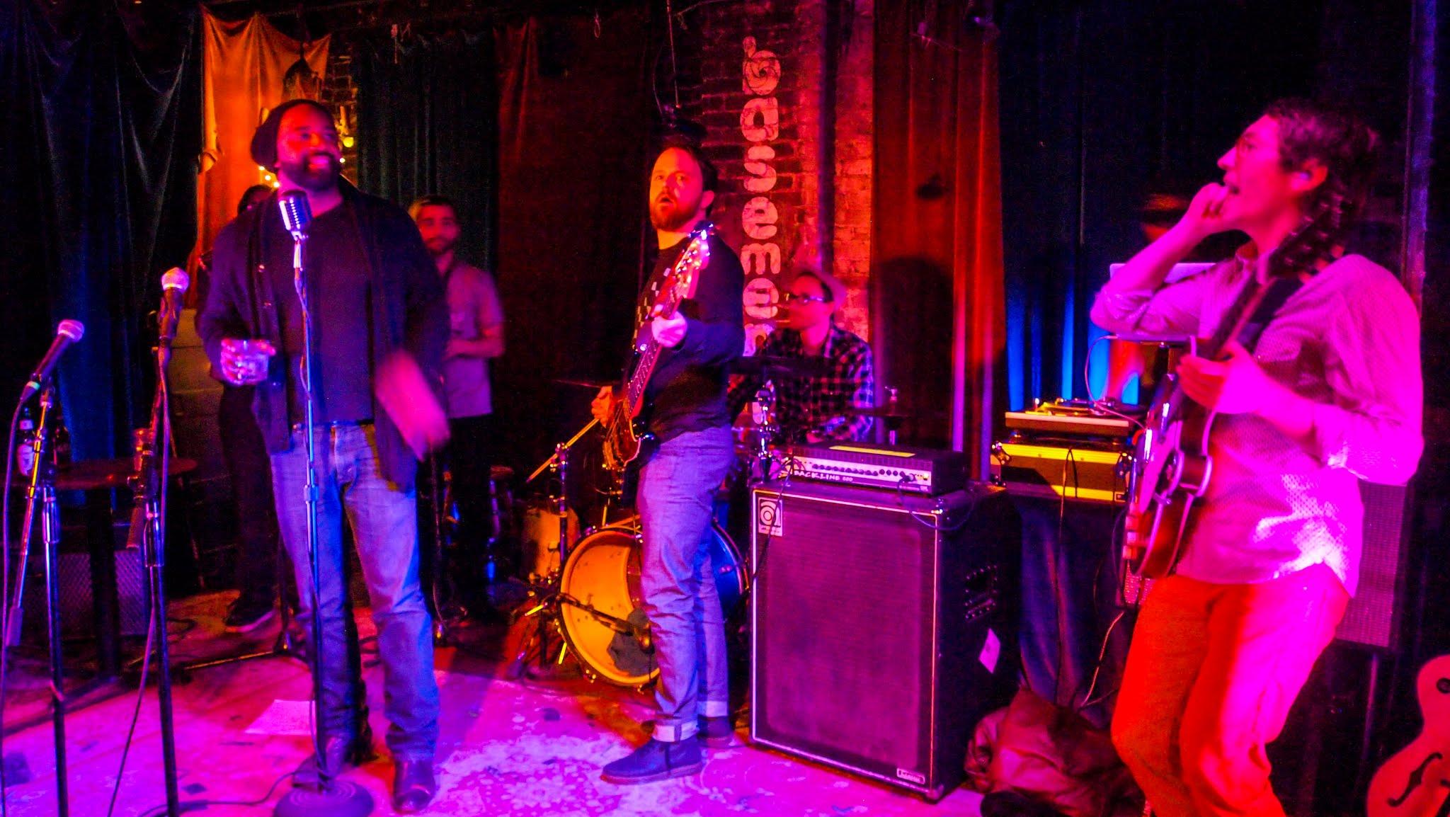 The Grips Basement Nashville Live