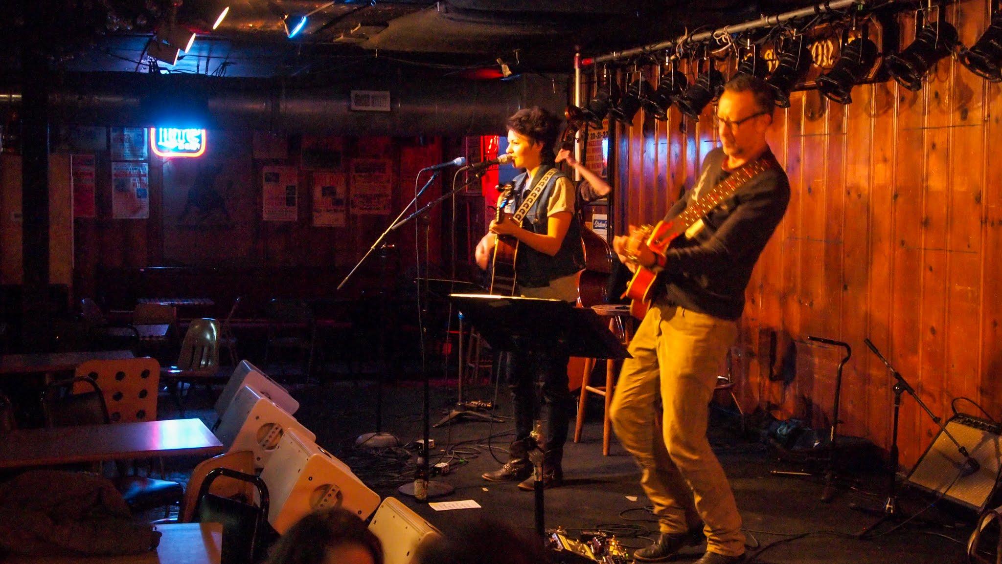 Jesse Lafser Station Inn Nashville Live