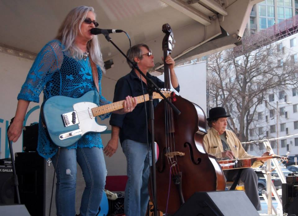 Amy Hart Soulshine Live Nashville Mando Blues