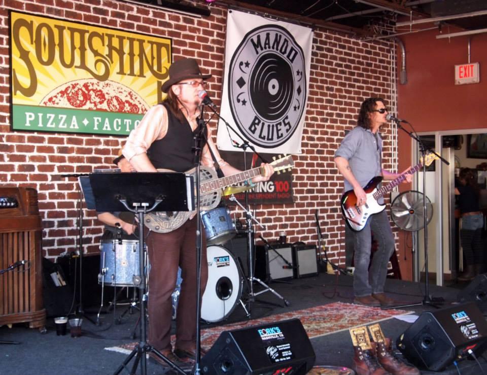 Richie Owens Farm Bureau Soulshine Live Nashville Mando Blues