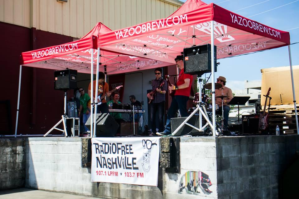 Crazy Aces Radio Free Nashville Yazoo Nashville Live
