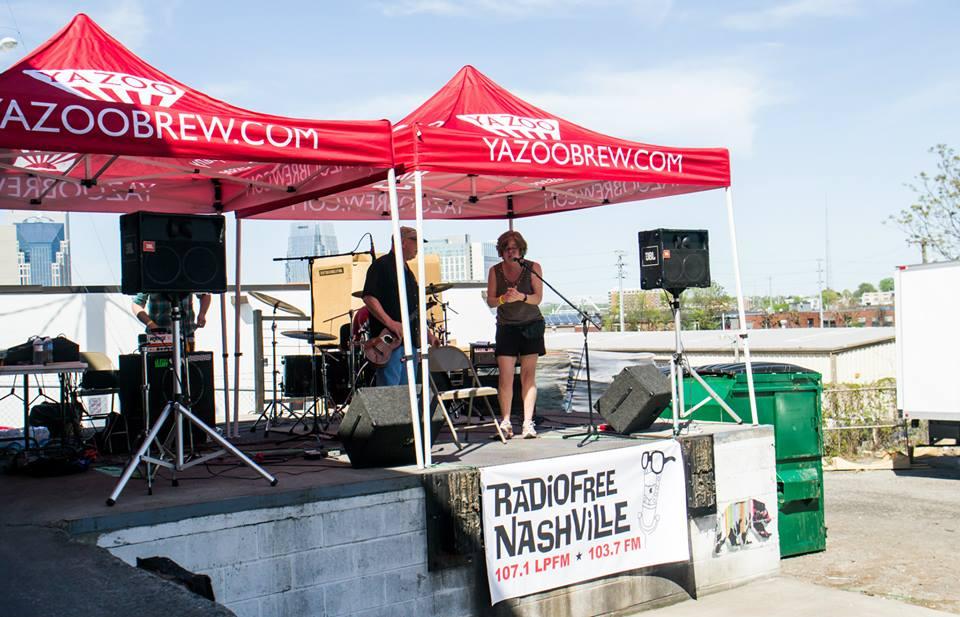 Radio Free Nashville Yazoo Nashville Live