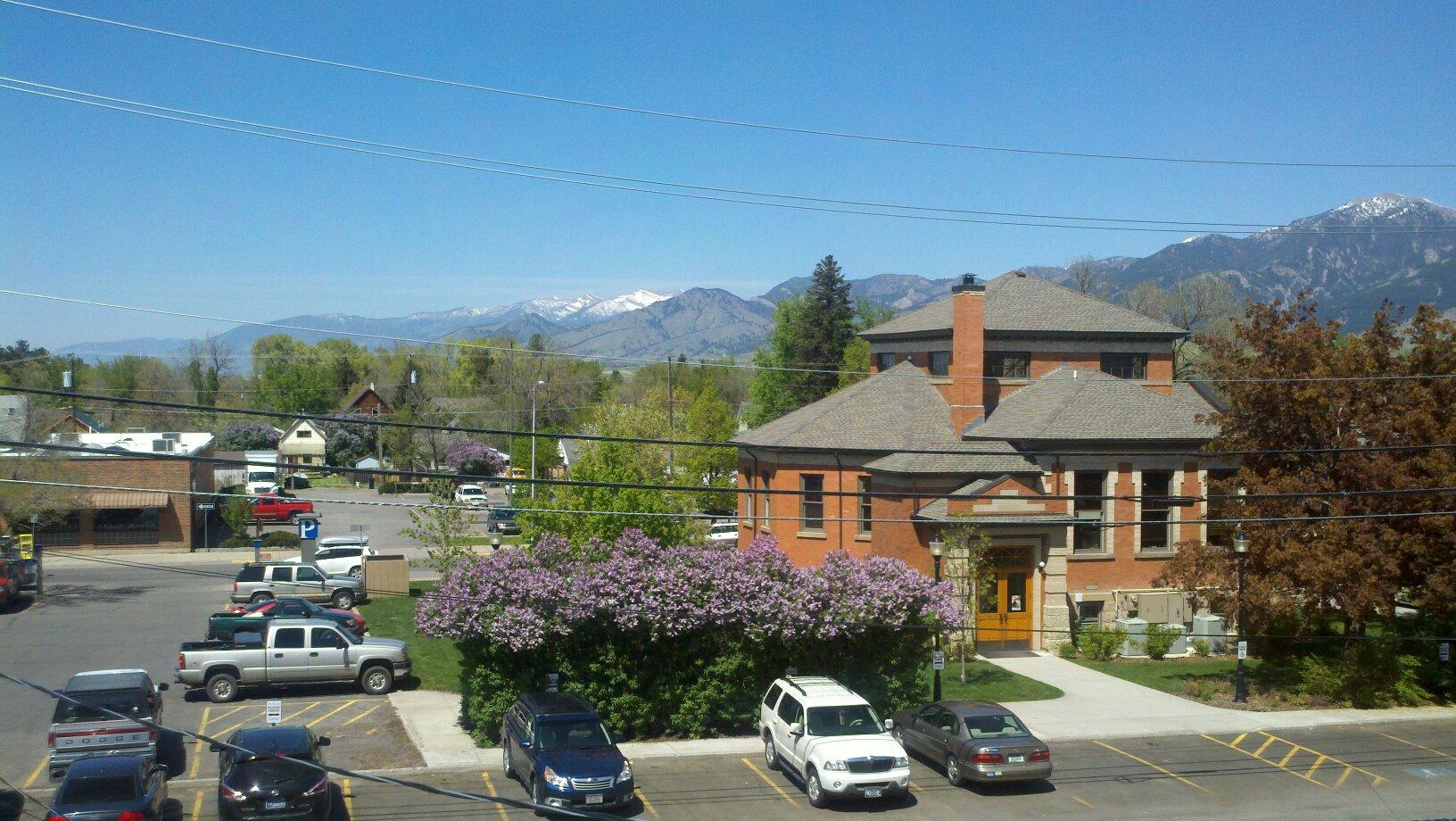 Rocky Mountains Bozeman Montana