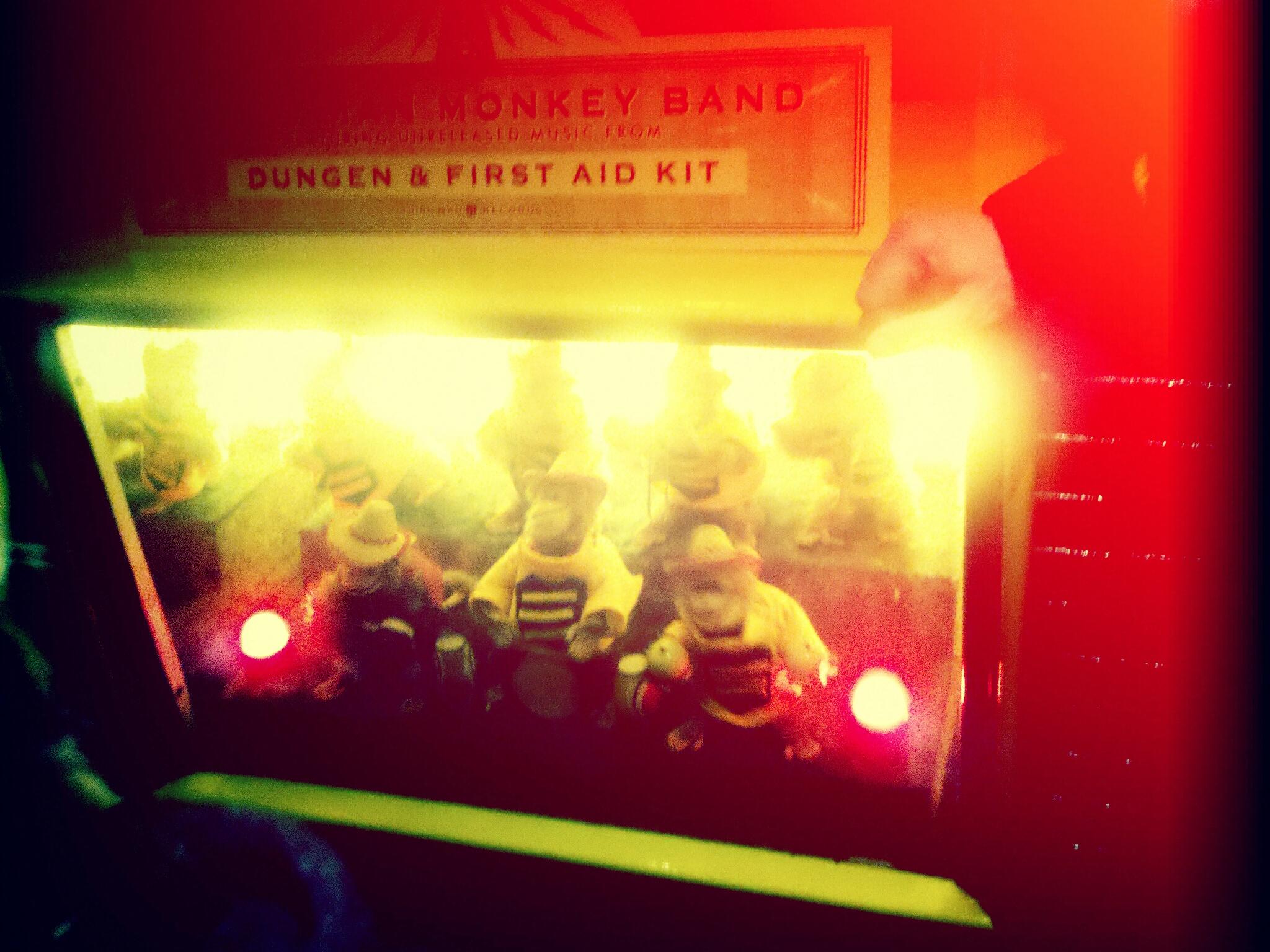 Third Man Monkey Band Records Nashville