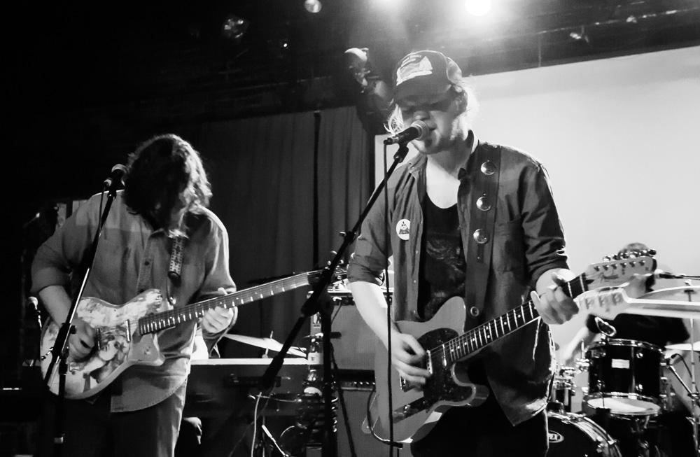 Blank Range Mercy Lounge Live Nashville