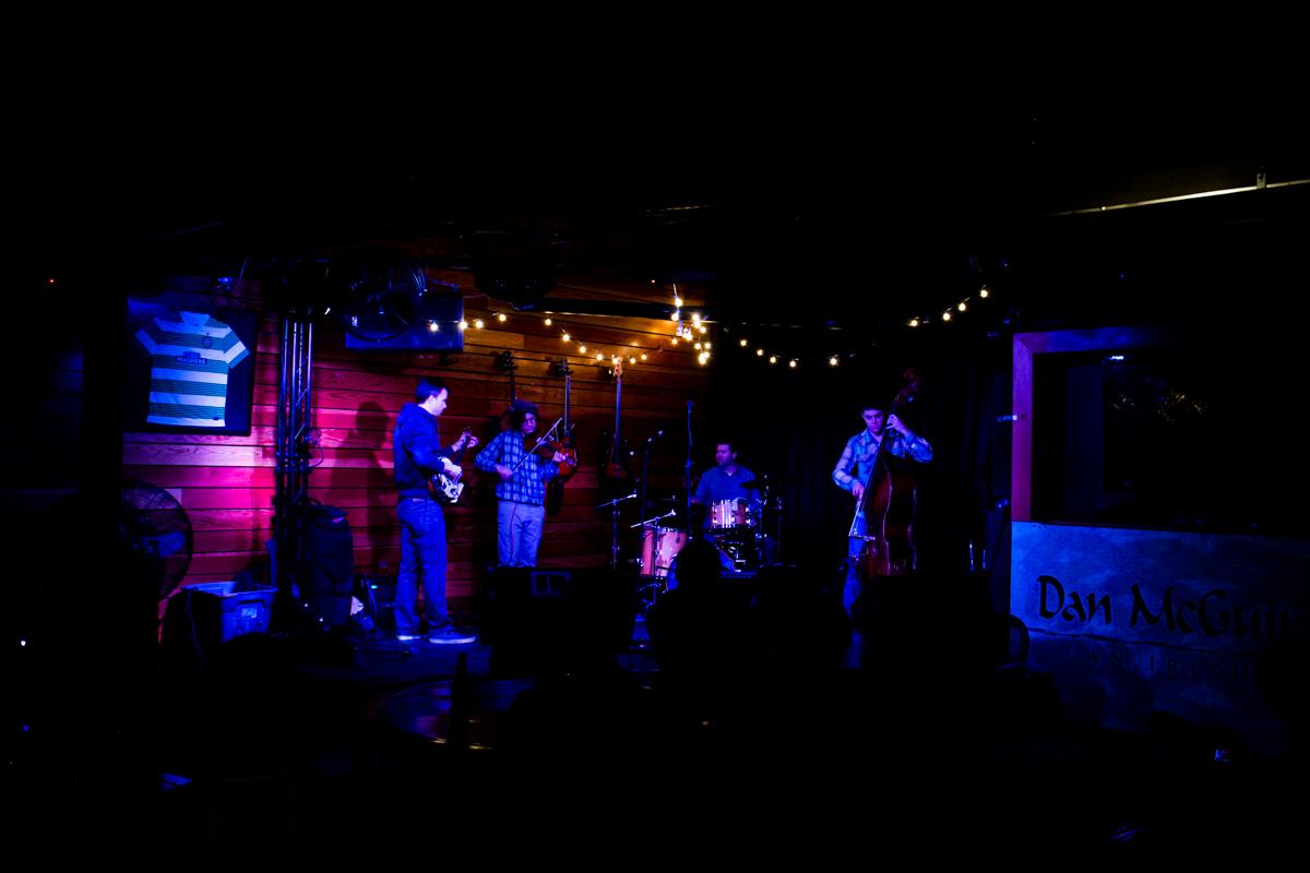 Charles Butler Dan McGuinness Nashville Live