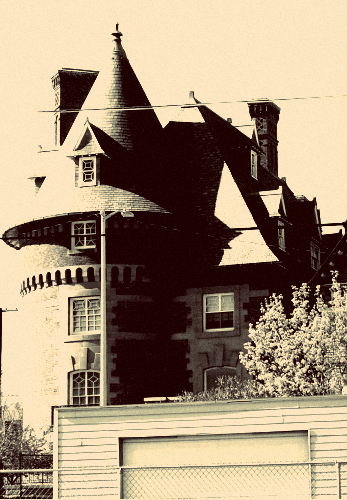Copper King Mansion Butte Montana