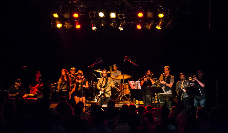 Deep Fried Five 5 Exit/In Nashville Live
