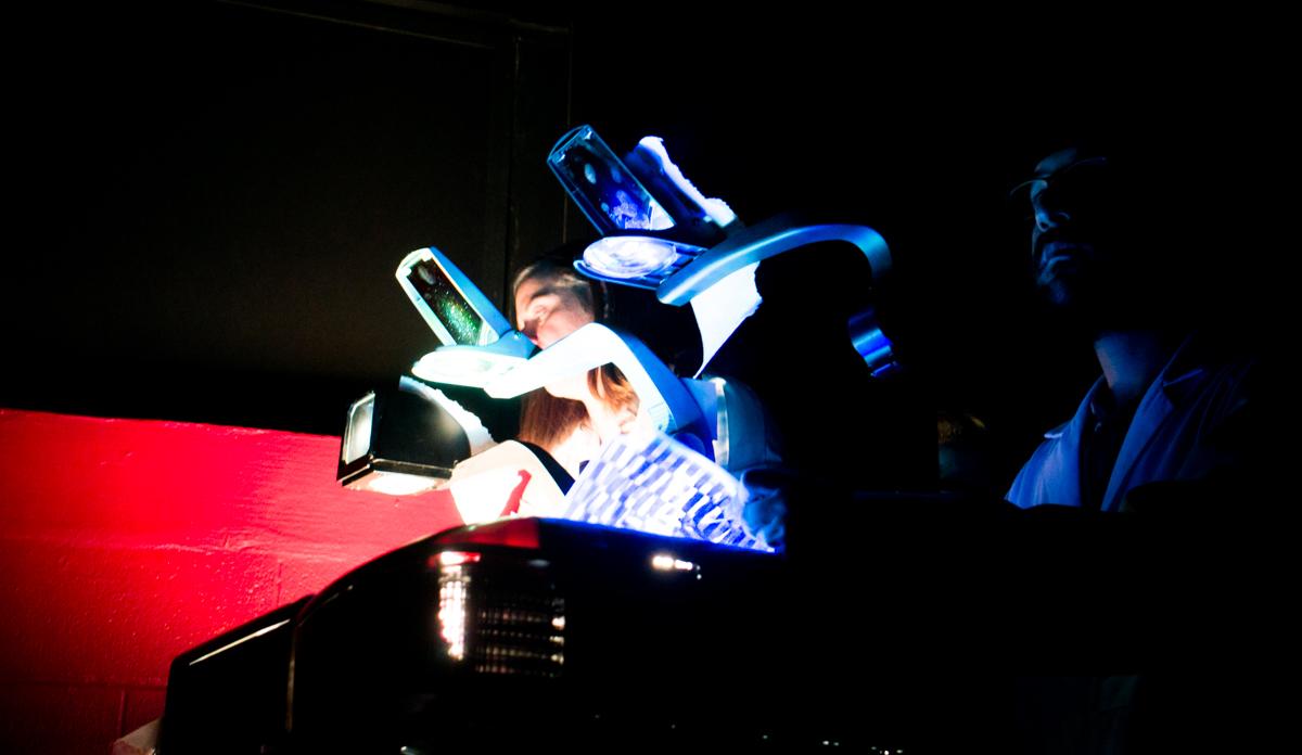 DigDeep Lightshow Nashville Live