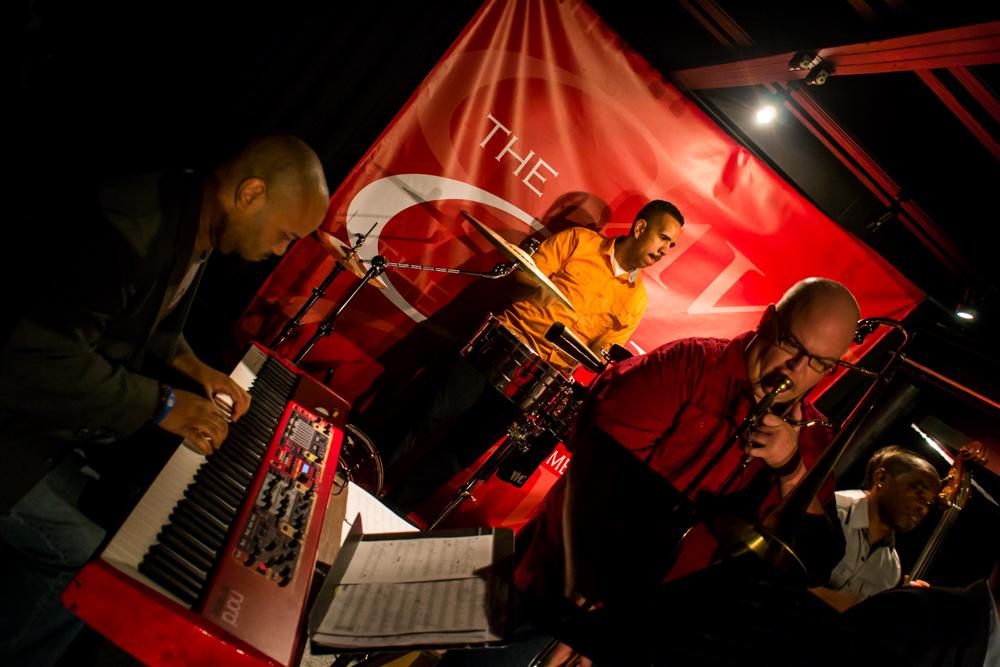 El Movimiento Jazz Cave Nashville Live