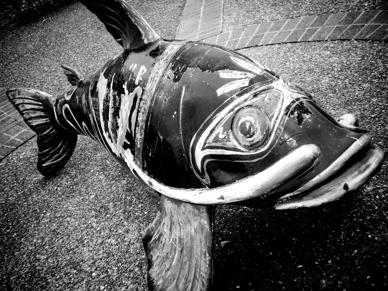 Fish Statue Nashville
