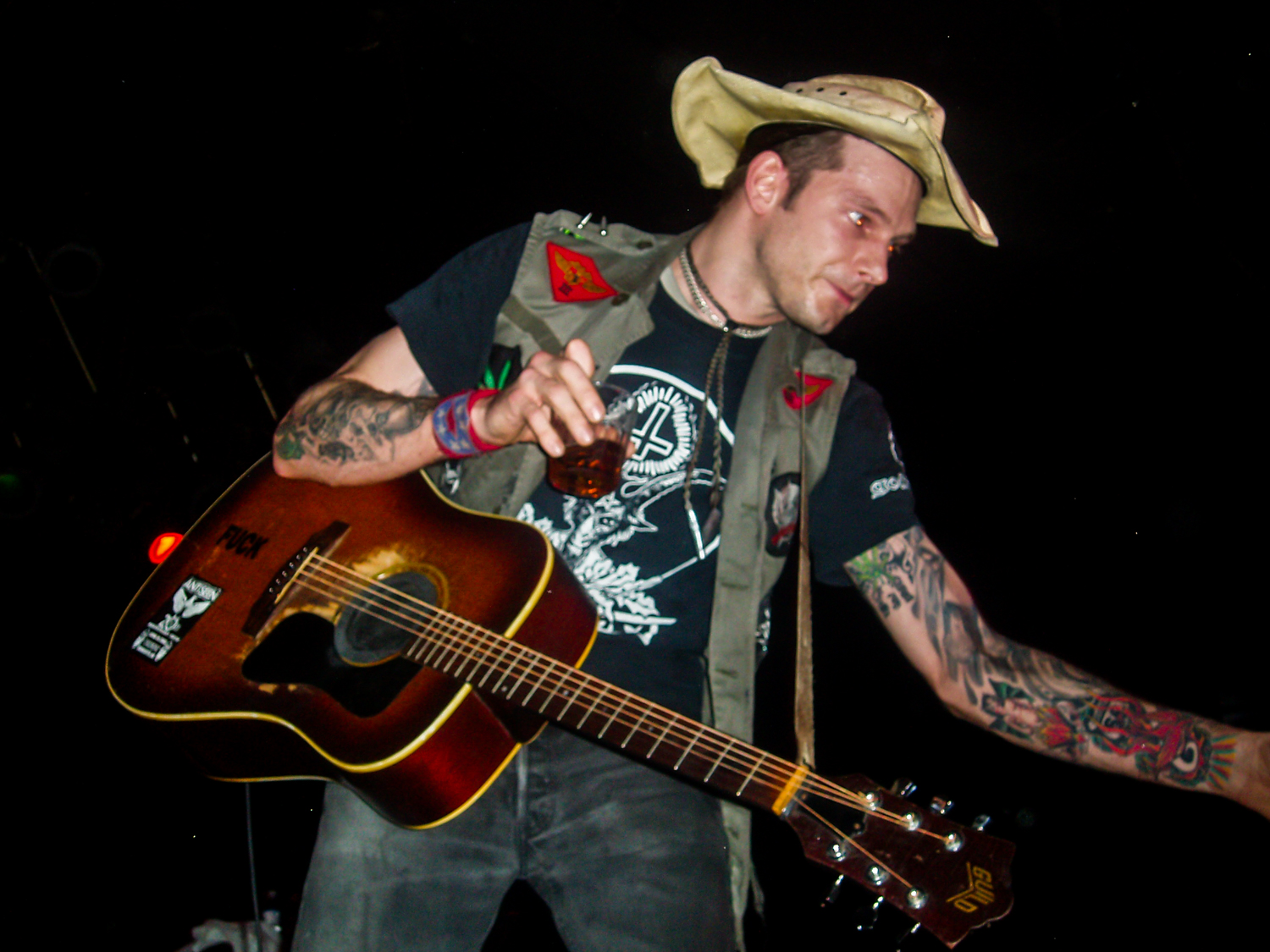 Hank Williams III Hank3 First Avenue Live