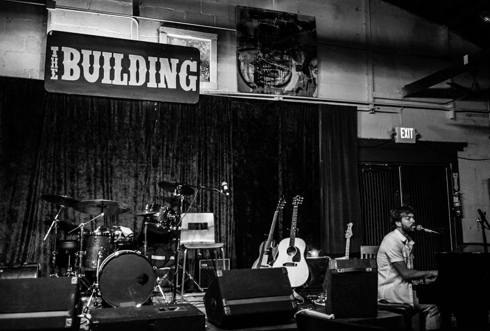 Kai Welch Building Live East Nashville