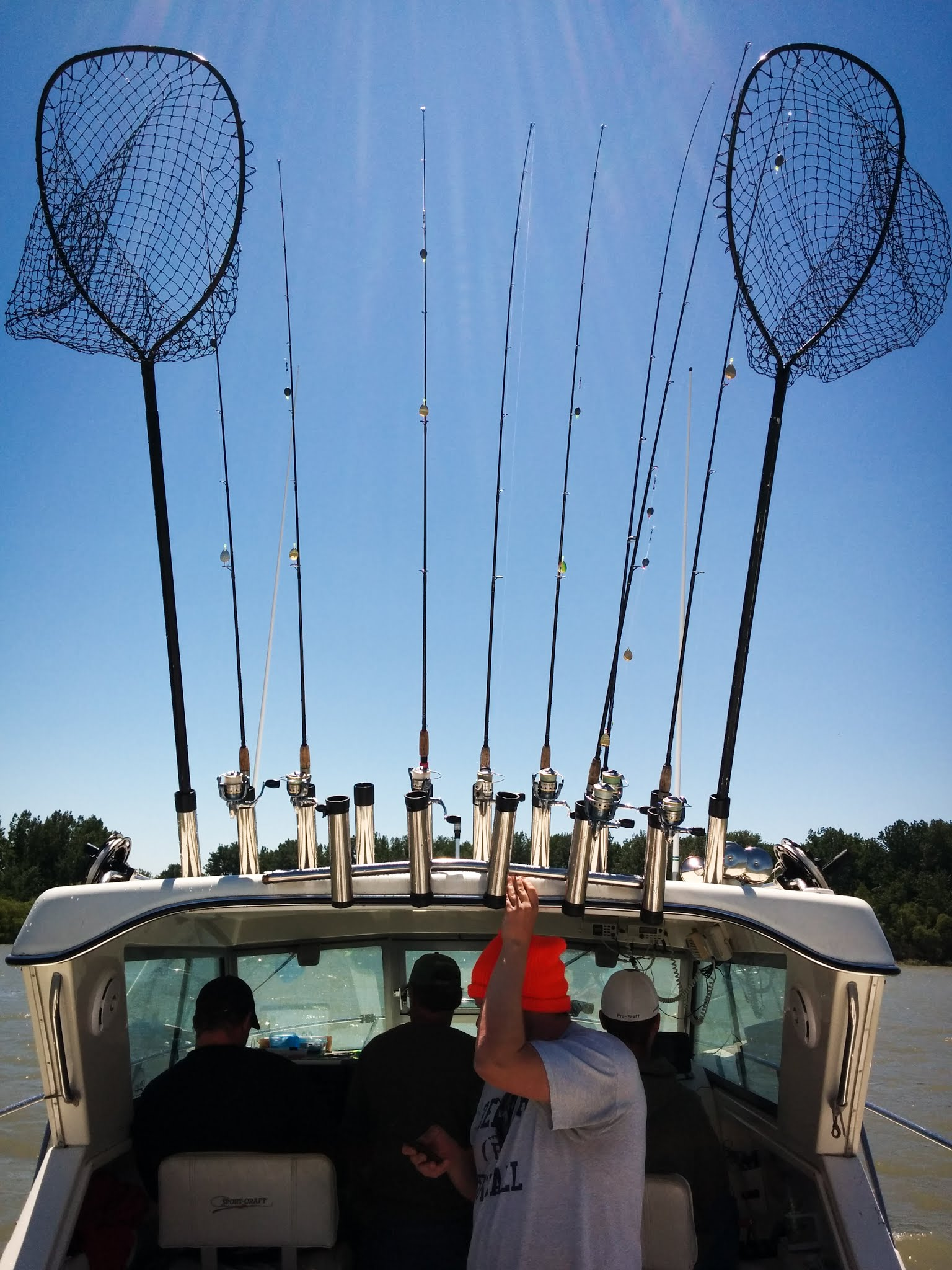 Lake Eerie Fishing Trip