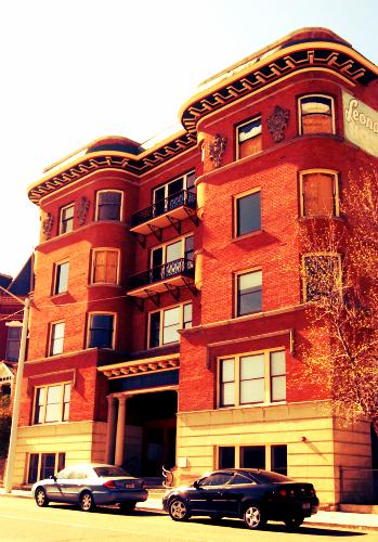Leonard Hotel Butte