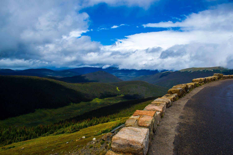 Mount Evans,Colorado