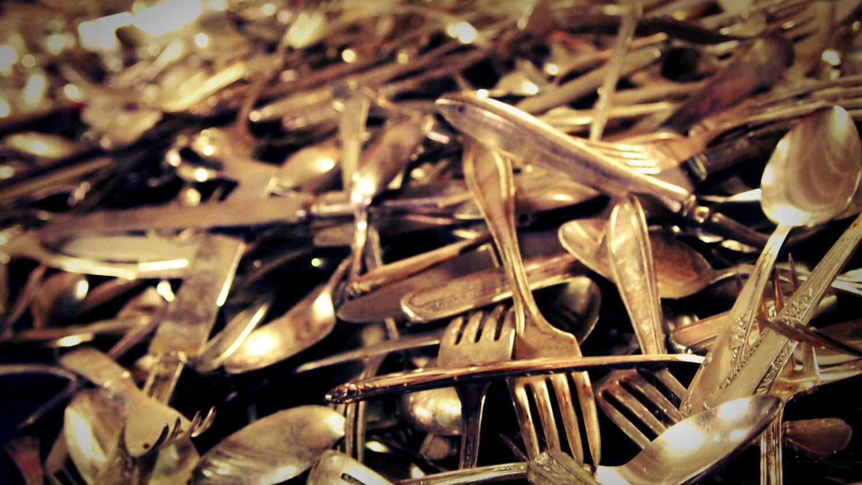Nashville Flea Market Cutlery