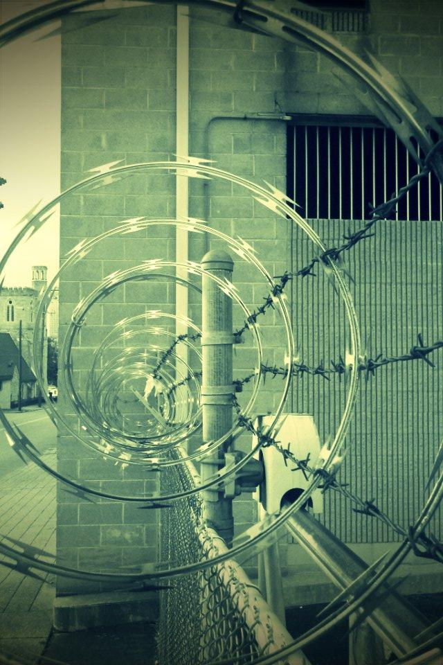 Razor Wire Nashville